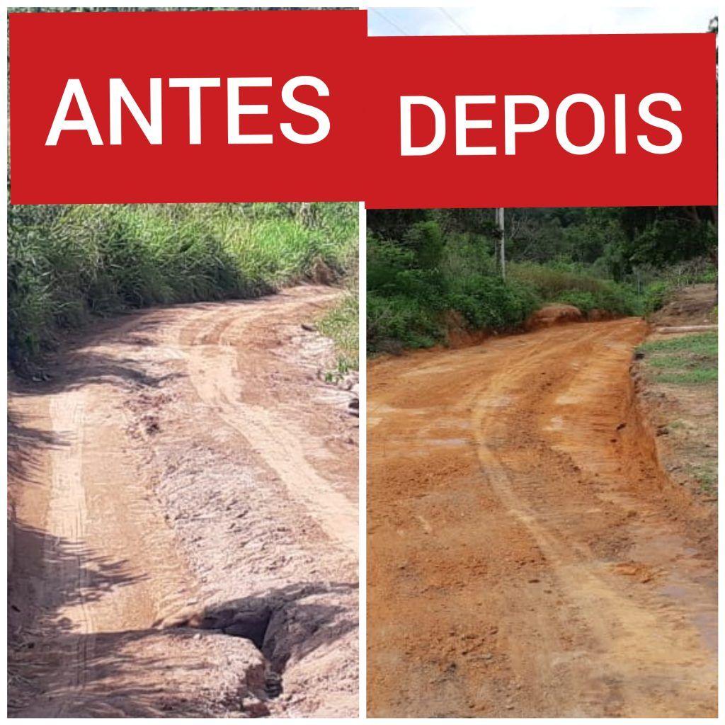 CollageMaker 20190605 152631260 1024x1024 - Prefeito Moisés Ventura realiza recuperação de estradas que interligam Aldeias em Jenipapo dos Vieiras - minuto barra