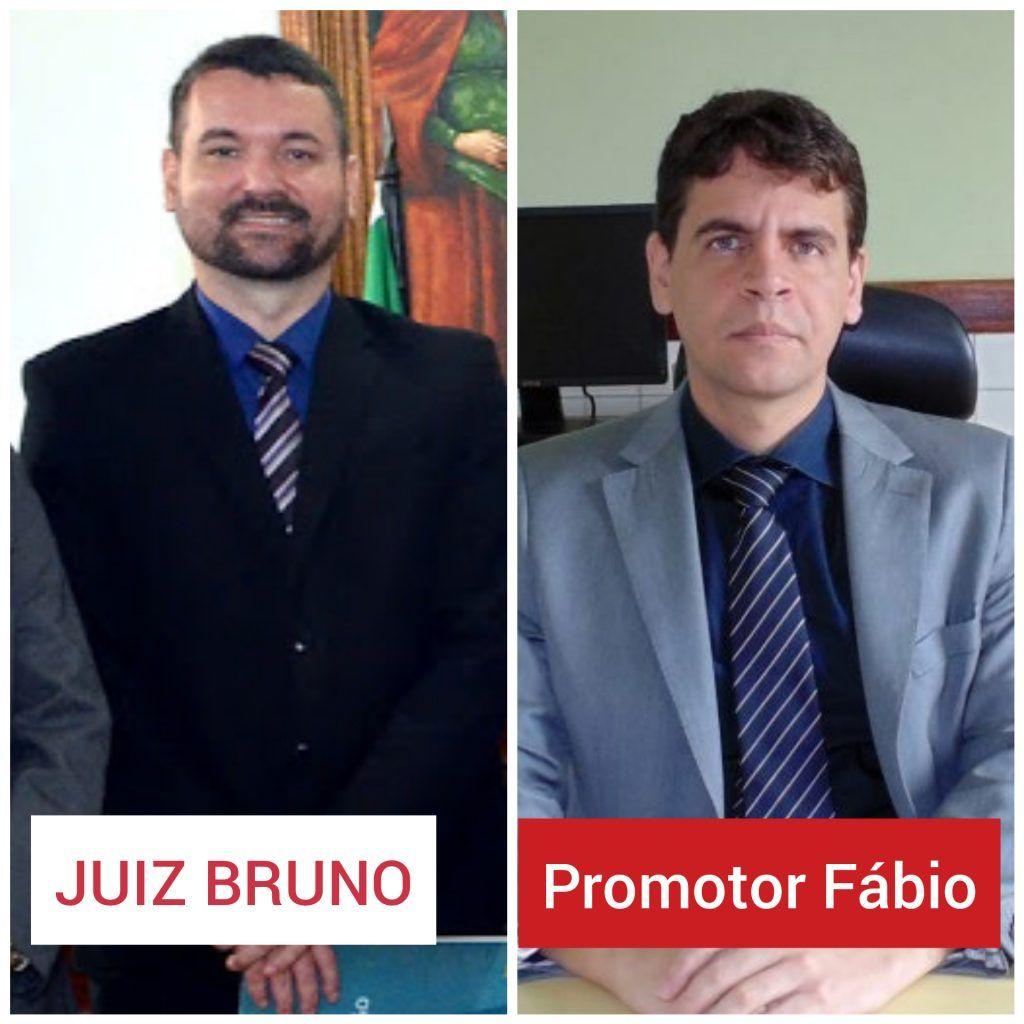 CollageMaker 20190624 074114095 1024x1024 - DOIS GIGANTES: Conheça aqui o Promotor e o Juiz que combatem com força e determinação os corruptos em Bom Jardim no Maranhão - minuto barra