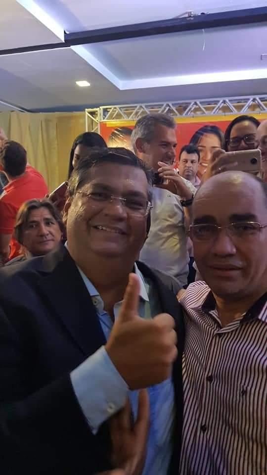FB IMG 1540297577024 - URGENTE!! Flávio Dino é pressionado a tomar cargos comissionados indicados por de Gil Lopes em Barra do Corda devido rompimento com Eric Costa - minuto barra