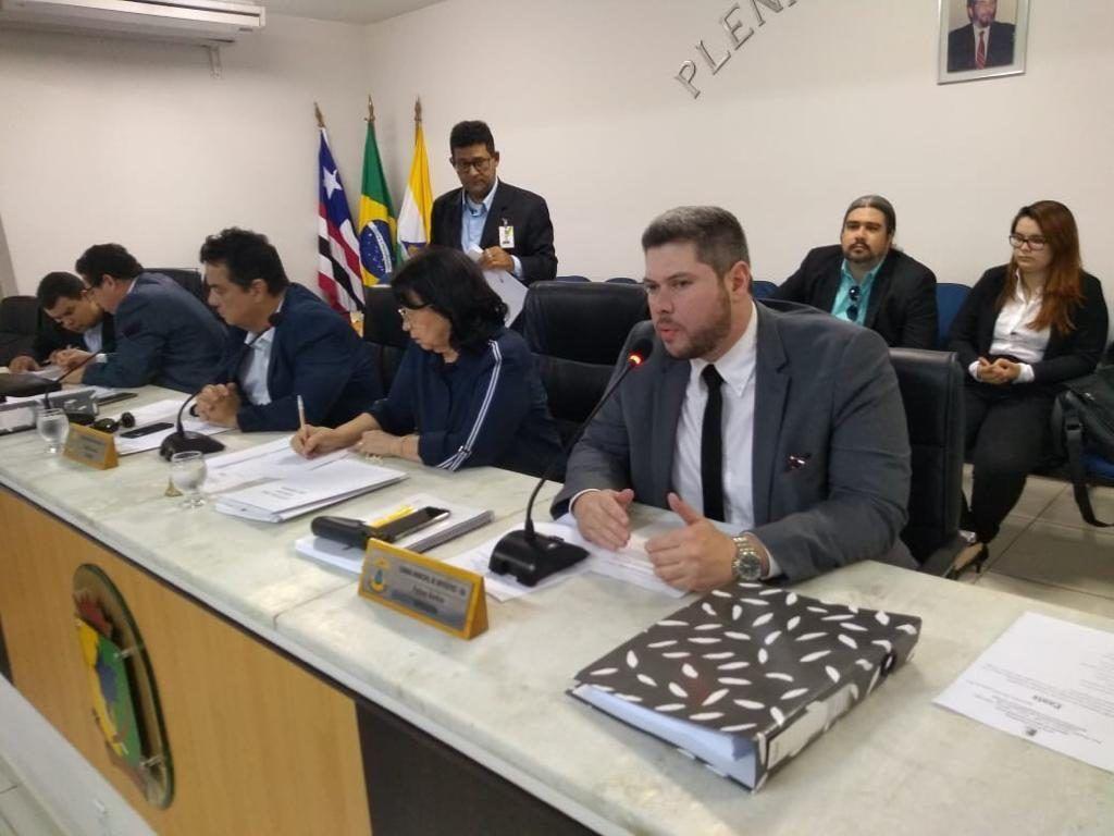 FOTO CPI DA SAÚDE 1 1024x768 - Ministério Público acompanha trabalhos da CPI da saúde que apura irregularidades - minuto barra