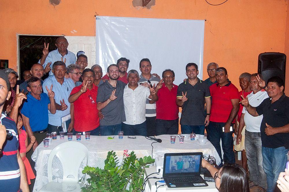 IMG 20190603 WA0090 - ELEIÇÕES 2020: Adão Nunes oficializa sua pré-candidatura de prefeito com a presença de várias lideranças em Barra do Corda - minuto barra