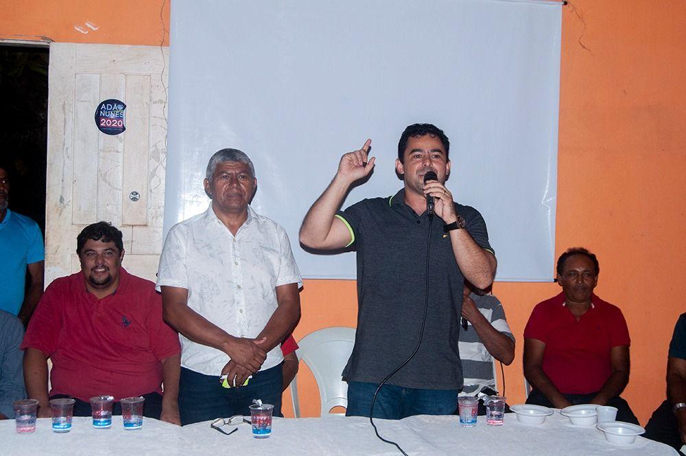 IMG 20190603 WA0094 1 - ELEIÇÕES 2020: Adão Nunes oficializa sua pré-candidatura de prefeito com a presença de várias lideranças em Barra do Corda - minuto barra