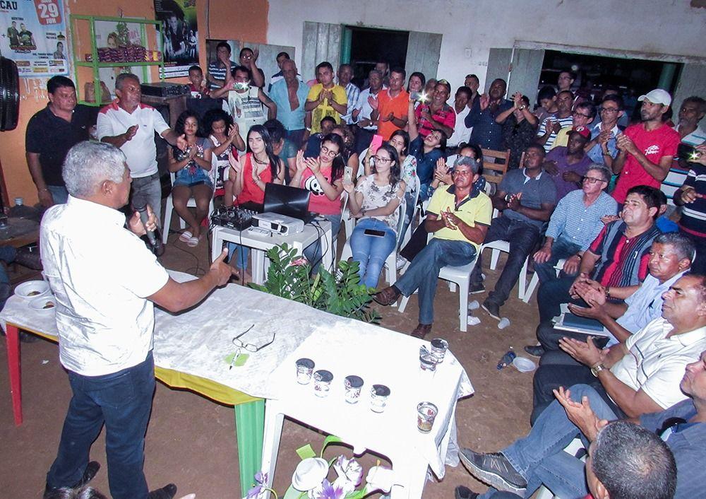 IMG 20190603 WA0097 - ELEIÇÕES 2020: Adão Nunes oficializa sua pré-candidatura de prefeito com a presença de várias lideranças em Barra do Corda - minuto barra