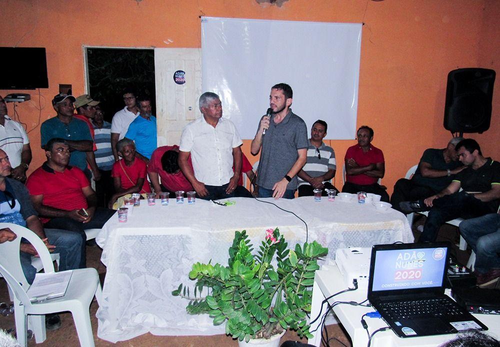 IMG 20190603 WA0098 - ELEIÇÕES 2020: Adão Nunes oficializa sua pré-candidatura de prefeito com a presença de várias lideranças em Barra do Corda - minuto barra
