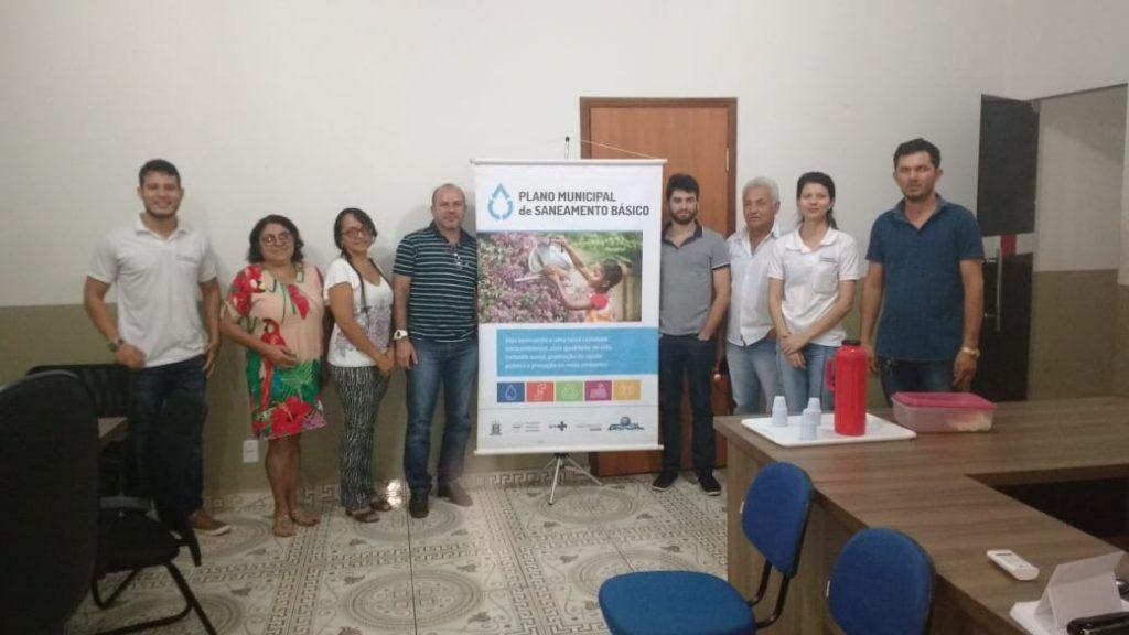 IMG 20190607 WA0159 1024x576 - Equipe técnica da UFF se reúne em Formosa da Serra Negra para elaborar plano de saneamento básico - minuto barra