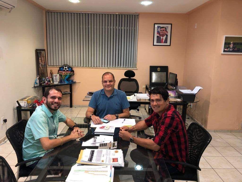 IMG 20190616 WA0090 1024x768 - Fernando Pessoa solicita construção de praças equipadas com academias em 14 povoados de Barra do Corda - minuto barra