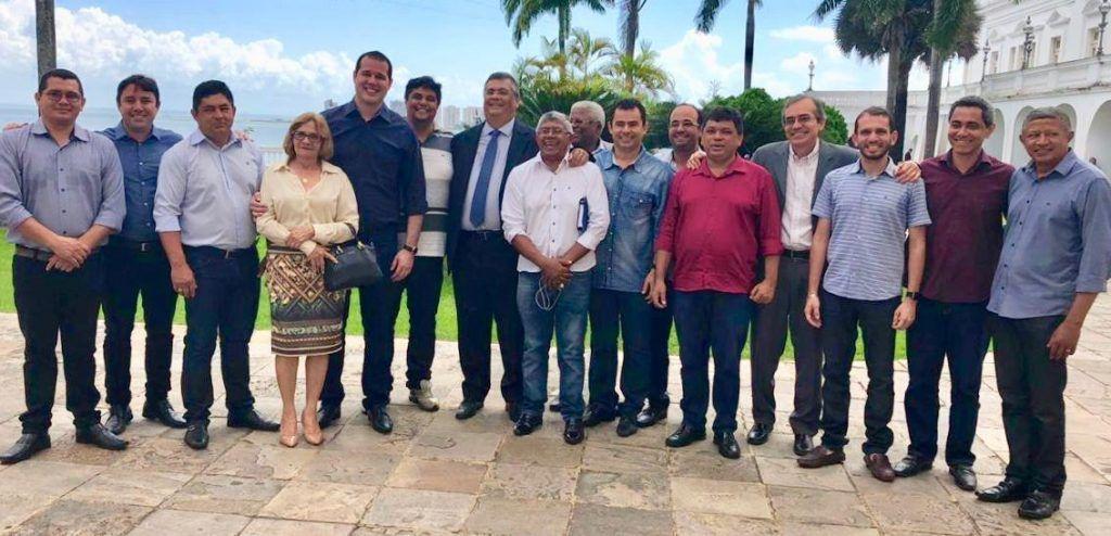 IMG 20190624 WA0060 1024x494 - Deputado Fernando Pessoa fala do que foi tratado em reuniões em São Luís e diz que cargos de Gil Lopes não serão tomados em Barra do Corda - minuto barra