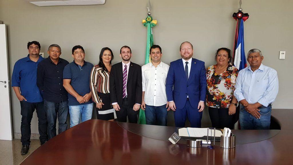 IMG 20190625 WA0070 1024x576 - Comitiva de vereadores de Barra do Corda vai à capital São Luís em busca de benefícios para o município - minuto barra