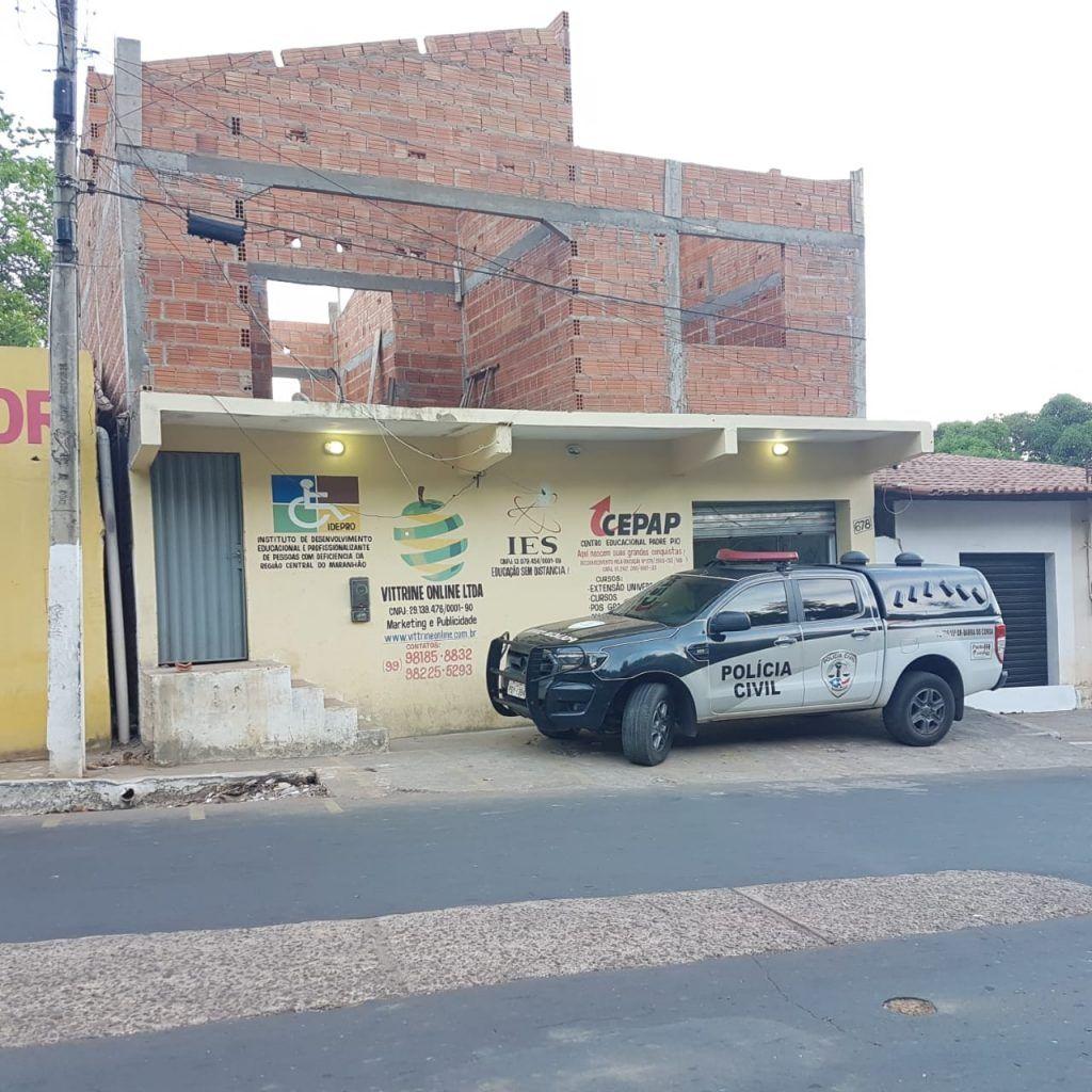 IMG 20190626 WA0003 1024x1024 - URGENTE!! Mega operação da Polícia Civil em Barra do Corda e Jenipapo dos Vieiras no combate a cursos irregulares de educação - minuto barra