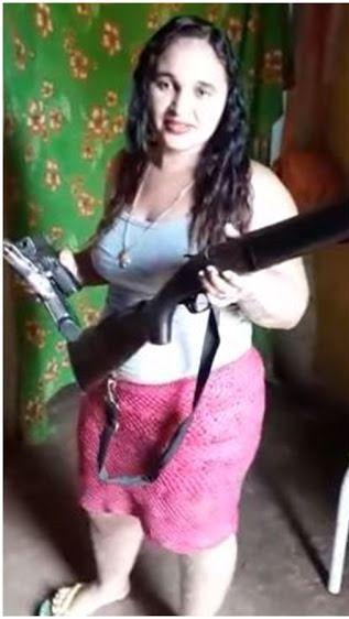 cigana Coelho Neto 1 - CIGANOS EM GUERRA: Polícia procura mulher que ameaçou matar membros de outro grupo de ciganos em Coelho Neto - minuto barra