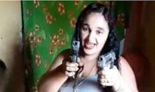 cigana - CIGANOS EM GUERRA: Polícia procura mulher que ameaçou matar membros de outro grupo de ciganos em Coelho Neto - minuto barra