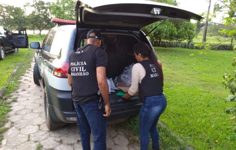 gaeco 768x490 - URGENTE!! Vereadores são presos após pedirem propina para arquivar CPI no Maranhão - minuto barra