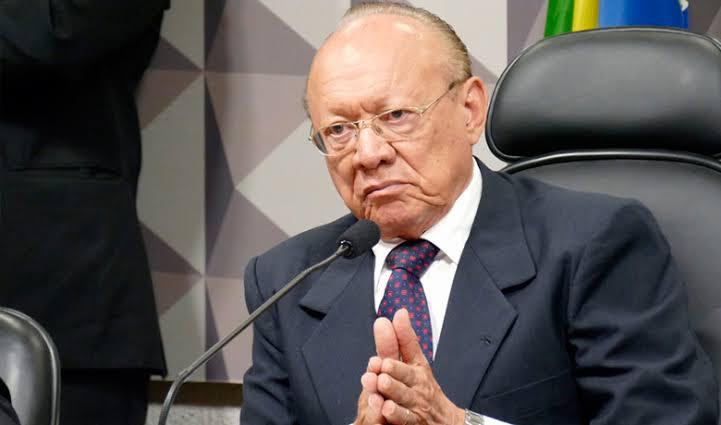 images 5 - Ex-senador João Alberto é levado para prestar depoimento na Superintendência de combate a corrupção - minuto barra