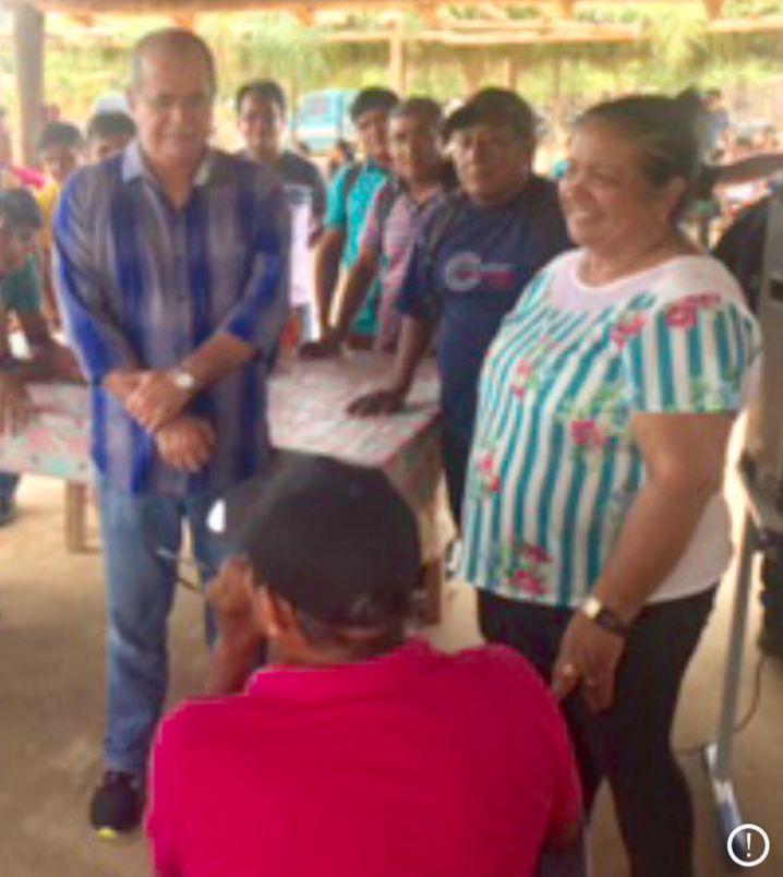 CollageMaker 20190708 233511106 - Hildo Rocha visita vereadora Kassí Pompeu em Barra do Corda e garante benefícios para indígenas - minuto barra