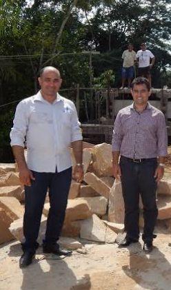 CollageMaker 20190709 181350858 - Raimundo da Rodoviária afirma que prefeito Eric Costa esteve reunido com Gil Lopes e aliança continua - minuto barra