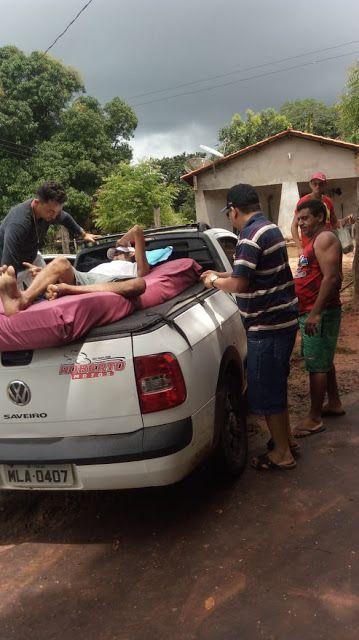 IMG 20190420 WA0834 - Governo Flávio Dino abandona saúde pública em Lado dos Rodrigues e criança morre por falta de ambulância - minuto barra