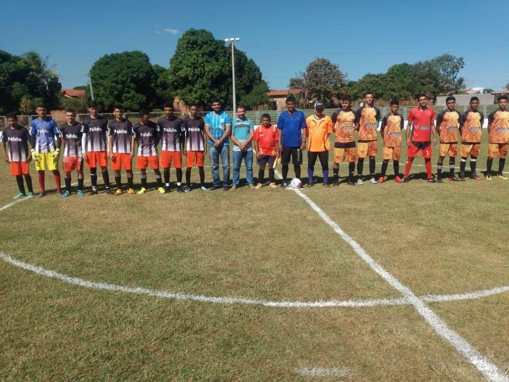 IMG 20190701 WA0113 1024x768 - Gestão do Prefeito Janes Clei realiza investimentos em apoio ao esporte em Formosa da Serra Negra - minuto barra