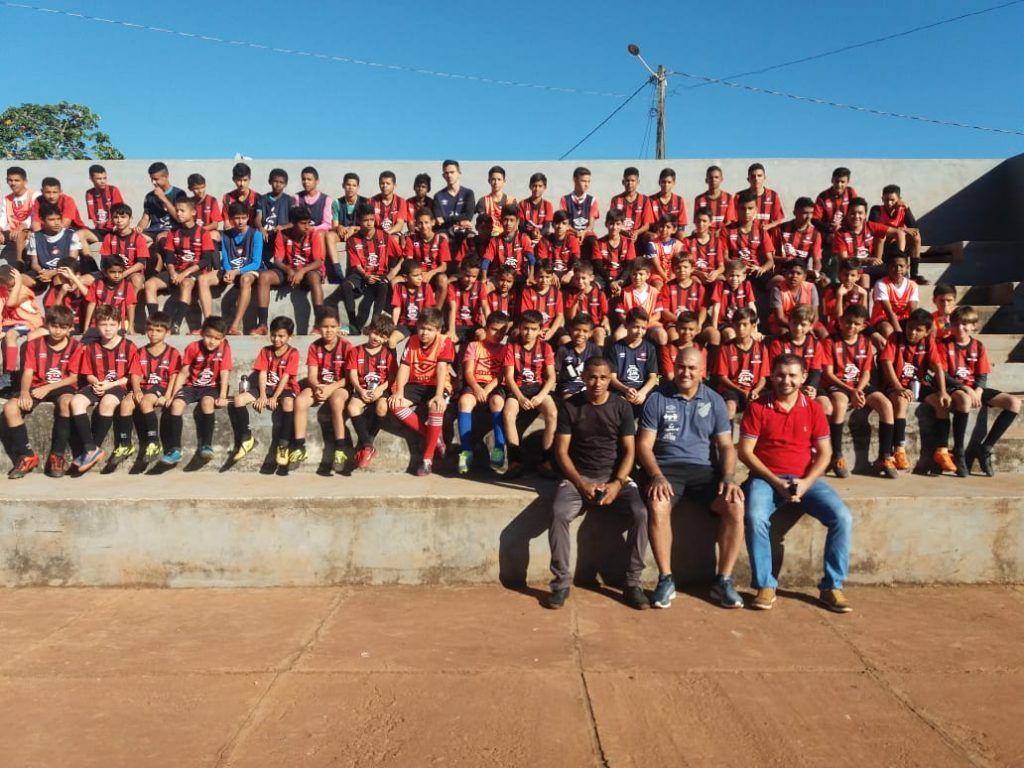 IMG 20190701 WA0116 1024x768 - Gestão do Prefeito Janes Clei realiza investimentos em apoio ao esporte em Formosa da Serra Negra - minuto barra