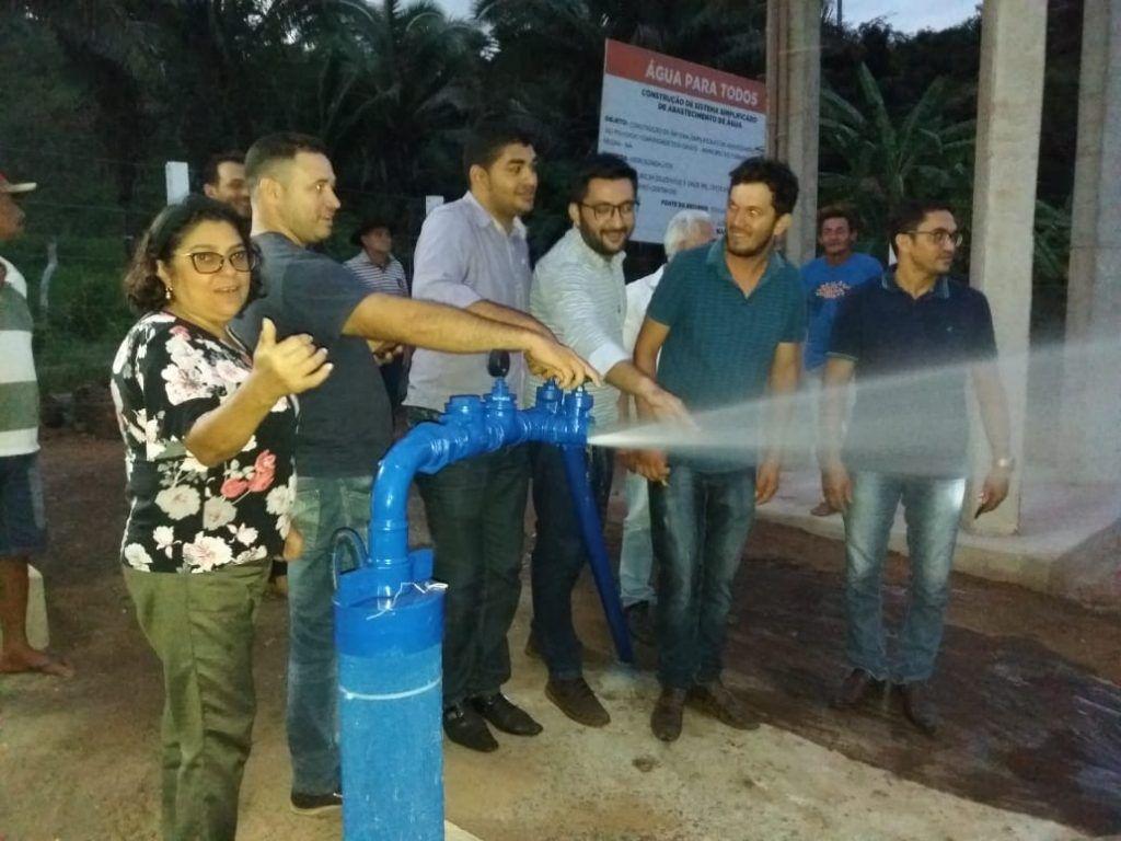 IMG 20190706 WA0010 1024x768 - Prefeito Janes Clei inaugura sistema de abastecimento de água em Formosa da Serra Negra - minuto barra