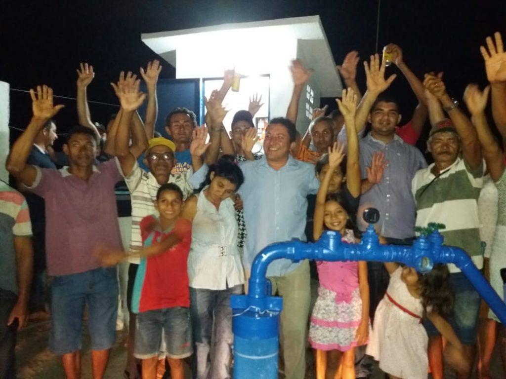 IMG 20190706 WA0011 1024x768 - Prefeito Janes Clei inaugura sistema de abastecimento de água em Formosa da Serra Negra - minuto barra