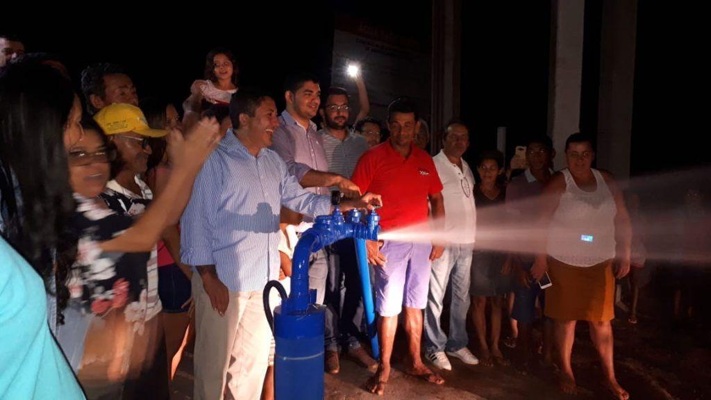 IMG 20190706 WA0012 1024x576 - Prefeito Janes Clei inaugura sistema de abastecimento de água em Formosa da Serra Negra - minuto barra