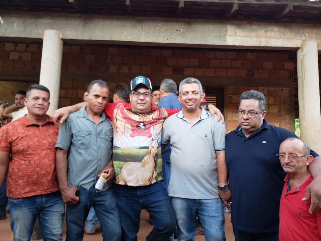 IMG 20190707 WA0074 1024x768 - Prefeito Moisés Ventura prestigia grande cavalgada em Jenipapo dos Vieiras - minuto barra