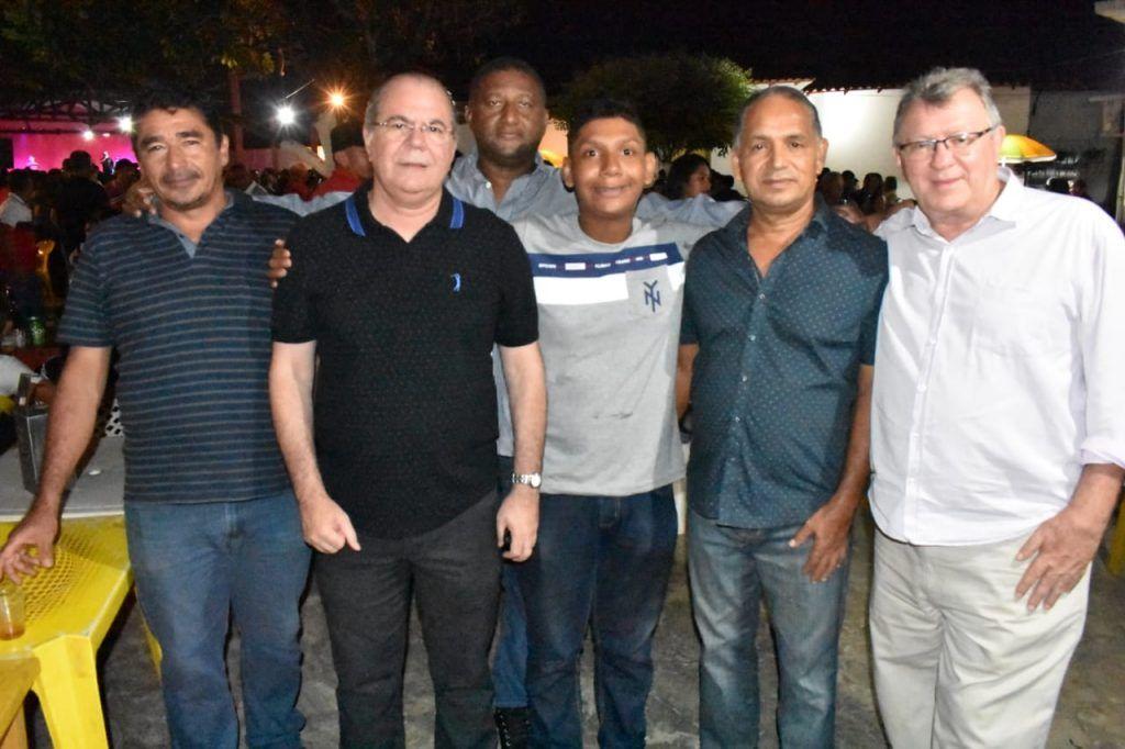 IMG 20190707 WA0114 1024x682 - A MAIOR DO MARANHÃO: Hildo Rocha prestigia tradicional festa dos 10 sanfoneiros em Barra do Corda - minuto barra