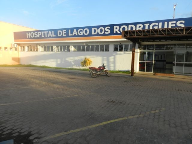 entrevista com Cícero do Nena hospital de Lago dos rodrigues ma 6 - Governo Flávio Dino abandona saúde pública em Lado dos Rodrigues e criança morre por falta de ambulância - minuto barra