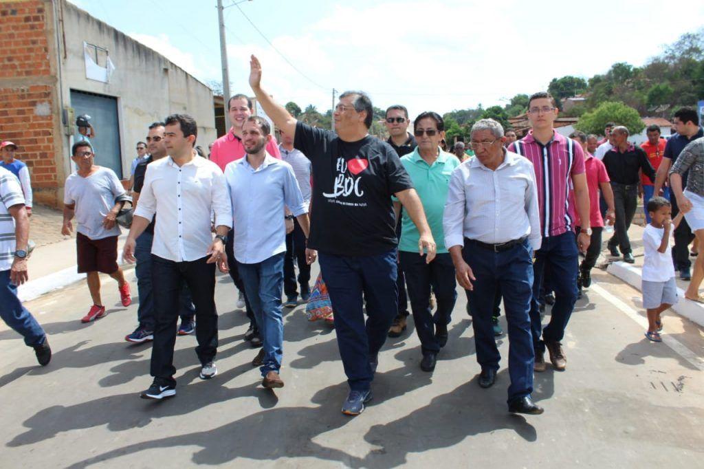 1783E37D 08EA 40F4 A26A 9A7566073B7D 1024x682 - Fernando Pessoa participa da entrega de importantes obras em Barra do Corda - minuto barra