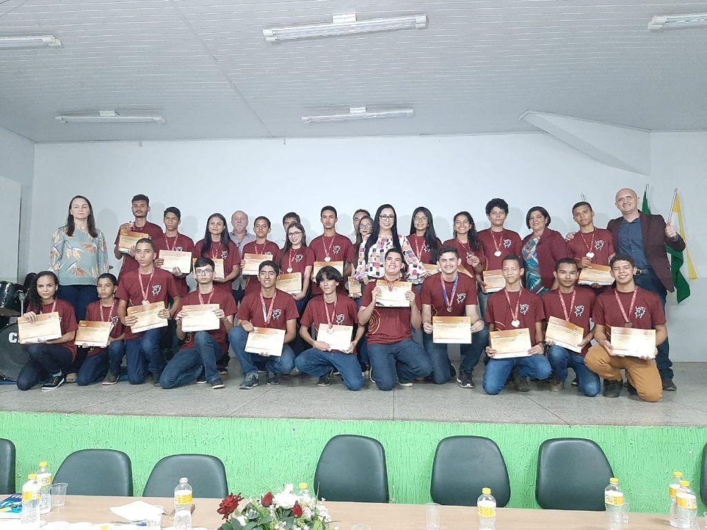 36B1E3A1 B27D 4CF8 9CB5 30C1475D6B29 1024x768 - Professores e estudantes de Formosa da Serra Negra são premiados na Olimpíada Brasileira de Matemática - minuto barra