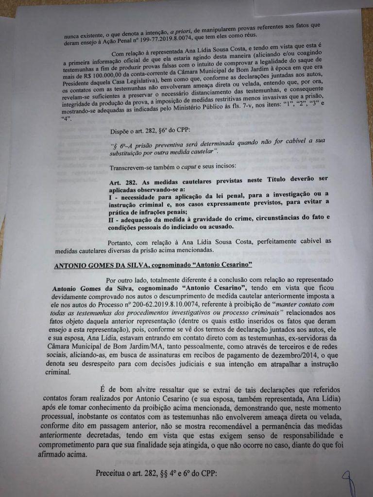 5CD3FC06 1CB3 49DD 902F 55C31FC5D62B 768x1024 - URGENTE!! Juiz manda prender vereador Cezarino de Bom Jardim a pedido do Promotor Fábio Santos - minuto barra