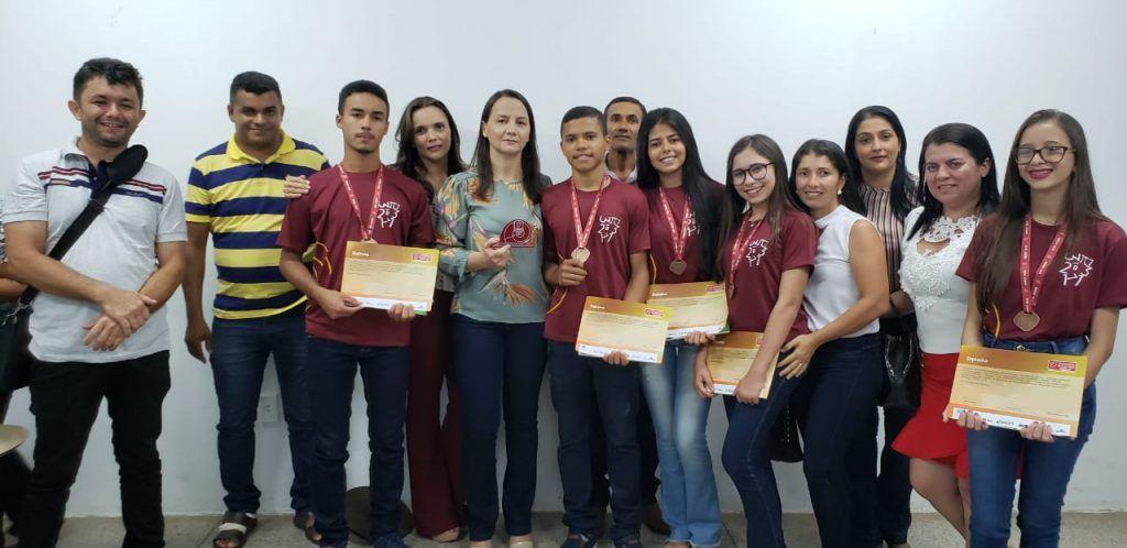 60554213 E32A 497E 9D84 C29859BA56B6 1024x498 - Professores e estudantes de Formosa da Serra Negra são premiados na Olimpíada Brasileira de Matemática - minuto barra