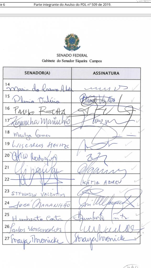6D28C804 8BC9 4527 8CA8 F498FCAF6542 576x1024 - URGENTE!! 27 senadores assinam PL para criação do Estado Maranhão do Sul - minuto barra