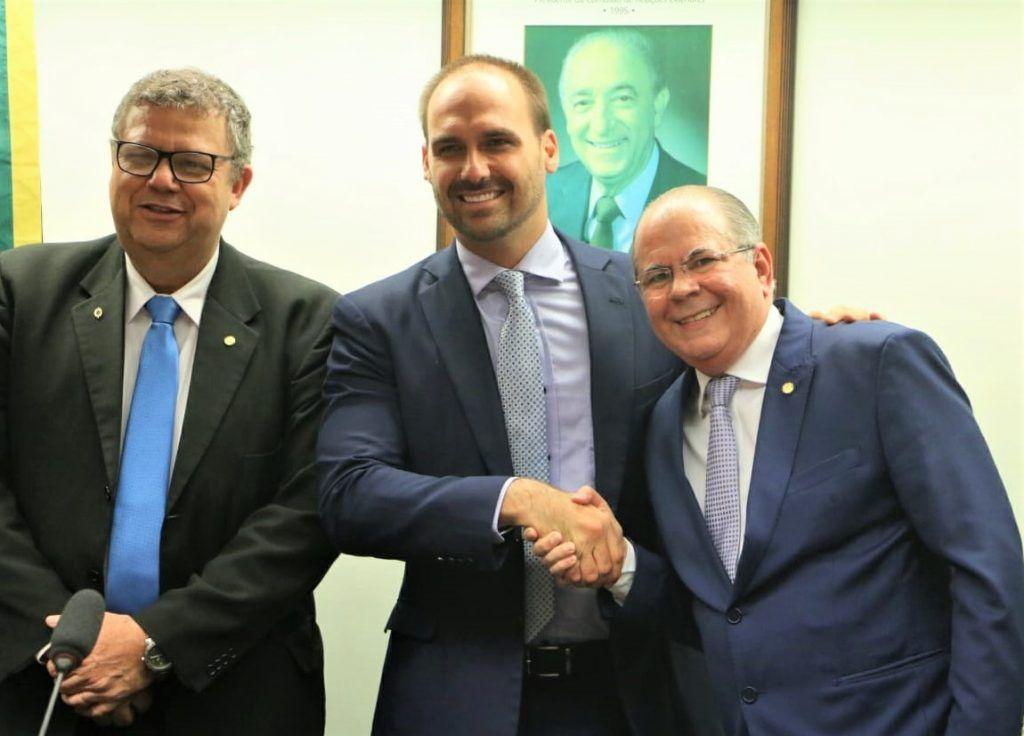 AST • CLA • APROVAÇÃO DO RELATÓRIO • 21 08 2019 F 6 1024x736 - Bolsonaro elogia atuação de Hildo Rocha na relatoria do acordo entre Brasil e EUA para uso da base de Alcântara no MA - minuto barra