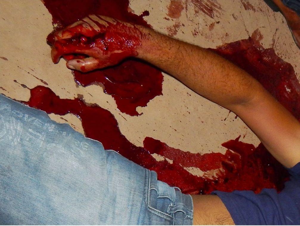 """B88EA980 F538 4AEE B3C6 0DCB7C8A519B - Polícia Civil prende """"BIGODE"""" acusado de matar um homem em Barra do Corda com três facadas - minuto barra"""