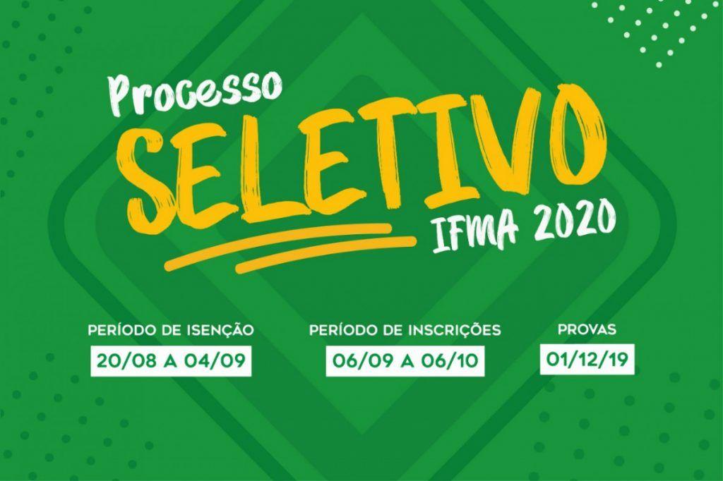 IMAGEM IFMA 1024x682 - IFMA divulga Edital do Processo Seletivo para Ensino Médio-Técnico 2020 – Confira - minuto barra