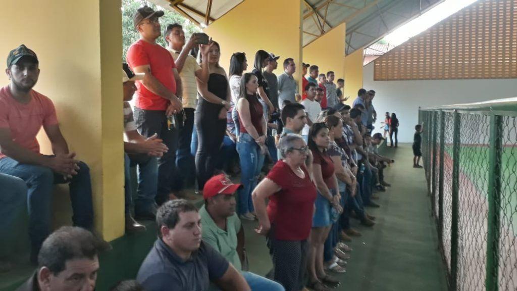 20 1024x576 - Prefeito Janes Clei inaugura quadra de esporte, entrega trator e ambulância em Formosa da Serra Negra - minuto barra
