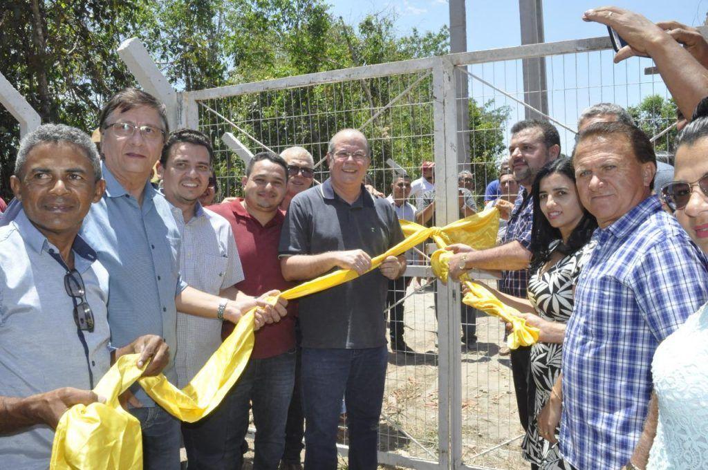 hildo rocha inaugura sistema de abastecimento de agua em buritirana 1024x680 - Hildo Rocha inaugura sistema de abastecimento de água em Buritirana - minuto barra