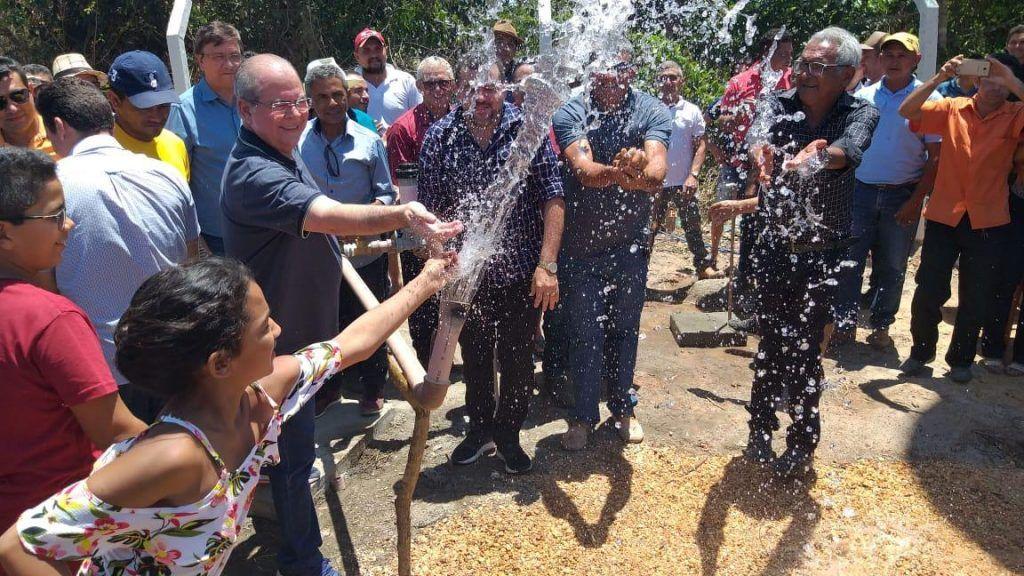 hildo rocha inaugura sistema de abastecimento de agua em buritirana 2 1024x576 - Hildo Rocha inaugura sistema de abastecimento de água em Buritirana - minuto barra