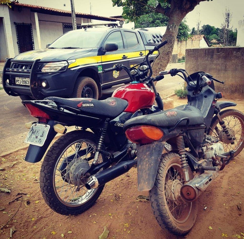 6 1024x1003 - Polícia Rodoviária Federal recupera em Tuntum e mais oito municípios 146 veículos roubados - minuto barra