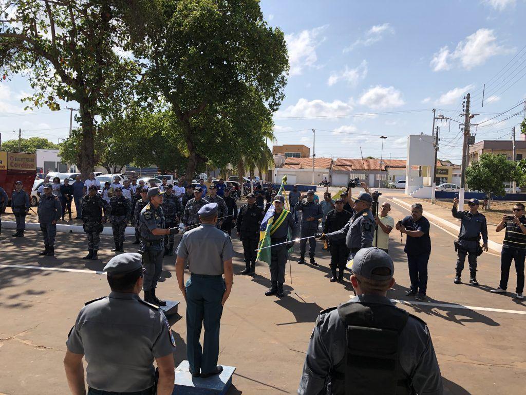 autoridades prestigiam troca de comando regional da pm em barra do corda 3 1024x768 - Autoridades prestigiam troca de comando regional da PM em Barra do Corda - minuto barra