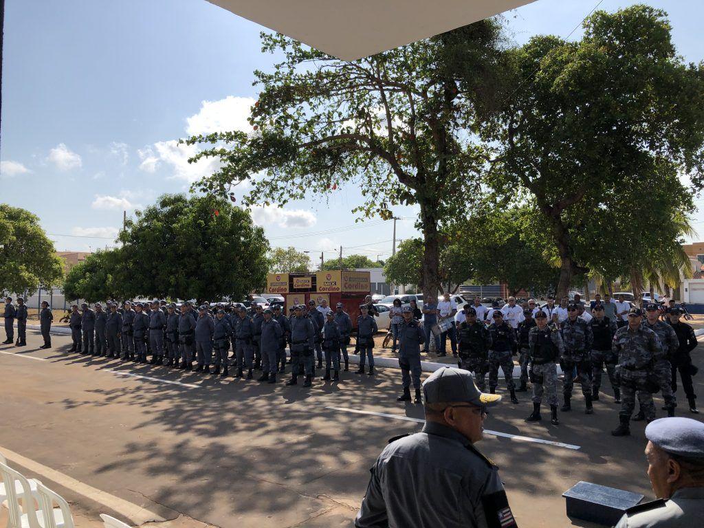 autoridades prestigiam troca de comando regional da pm em barra do corda 4 1024x768 - Autoridades prestigiam troca de comando regional da PM em Barra do Corda - minuto barra