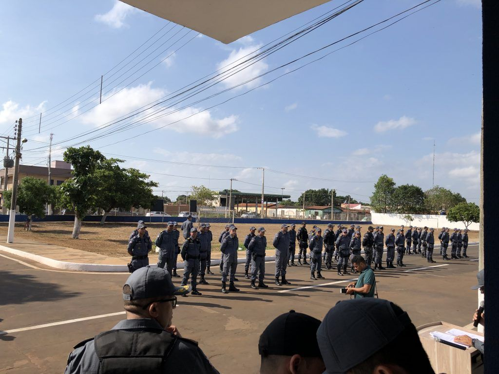 autoridades prestigiam troca de comando regional da pm em barra do corda 5 1024x768 - Autoridades prestigiam troca de comando regional da PM em Barra do Corda - minuto barra
