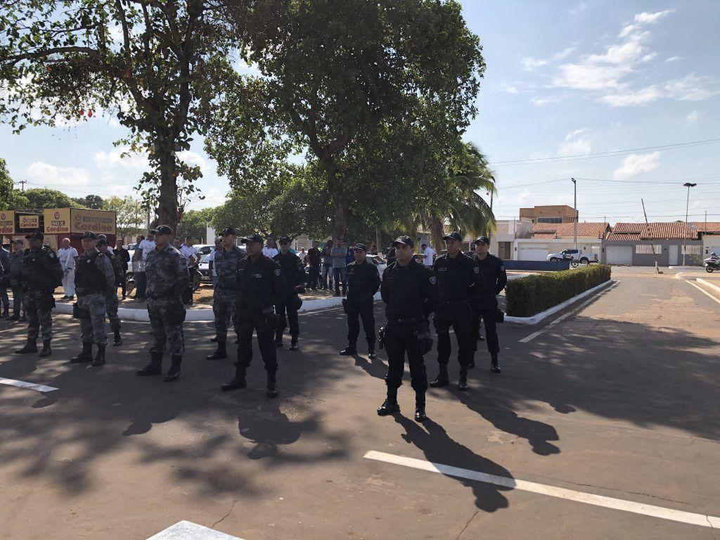 autoridades prestigiam troca de comando regional da pm em barra do corda 6 1024x768 - Autoridades prestigiam troca de comando regional da PM em Barra do Corda - minuto barra