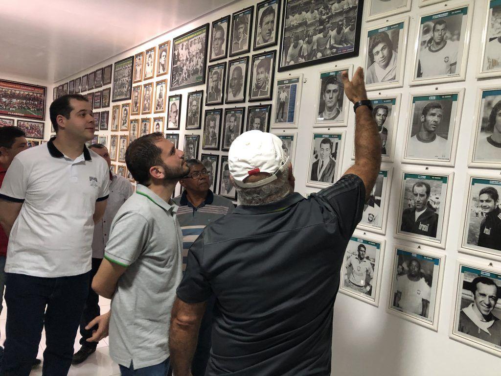 deputado fernando pessoa visita memorial do esporte em barra do corda 1 1024x768 - Deputado Fernando Pessoa visita Memorial do Esporte em Barra do Corda - minuto barra