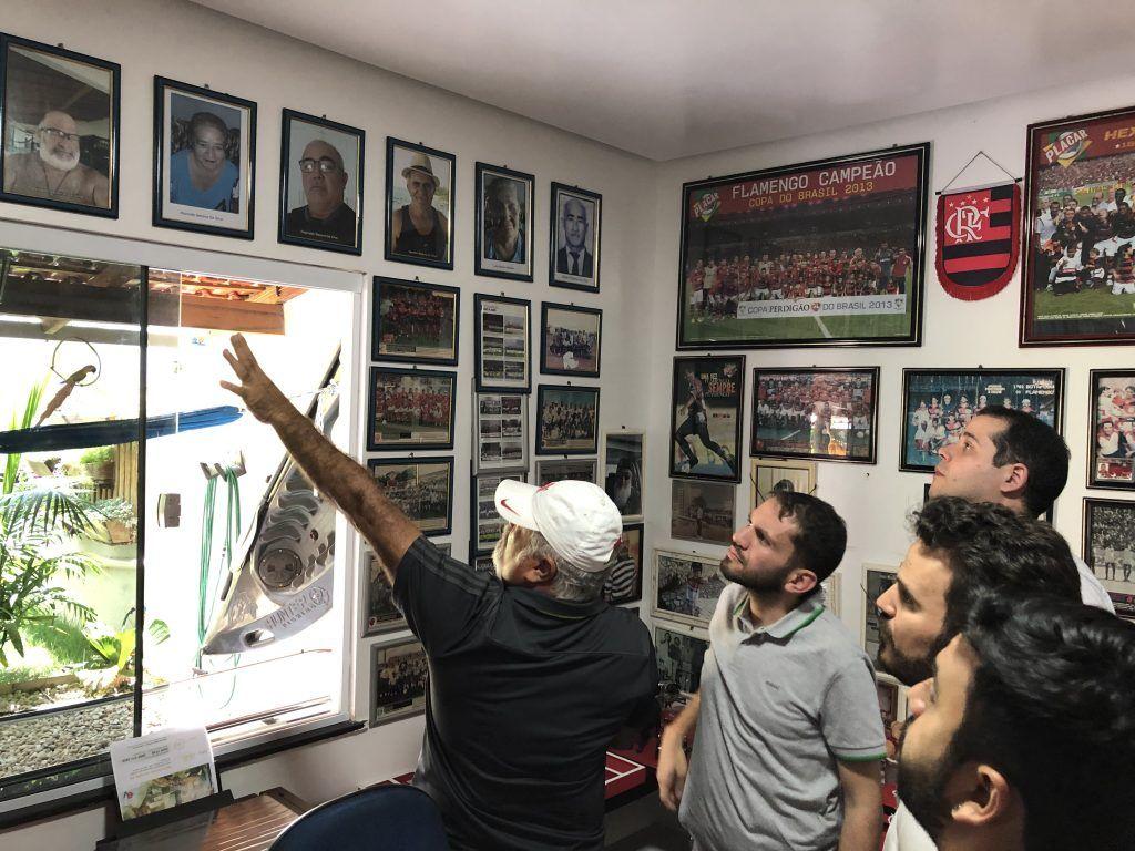 deputado fernando pessoa visita memorial do esporte em barra do corda 3 1024x768 - Deputado Fernando Pessoa visita Memorial do Esporte em Barra do Corda - minuto barra