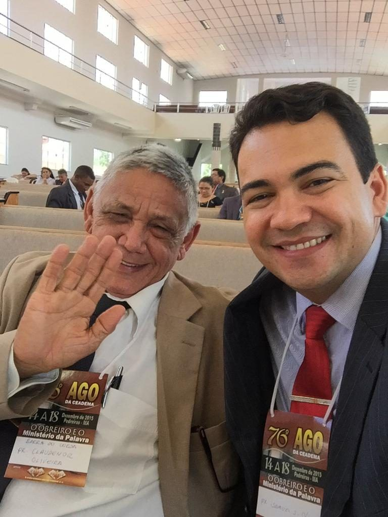 pastor claudenor oliveira comemora 81 anos nesta sexta feira 11 de outubro 768x1024 - Pastor Claudenor Oliveira comemora 81 anos nesta sexta-feira 11 de outubro - minuto barra