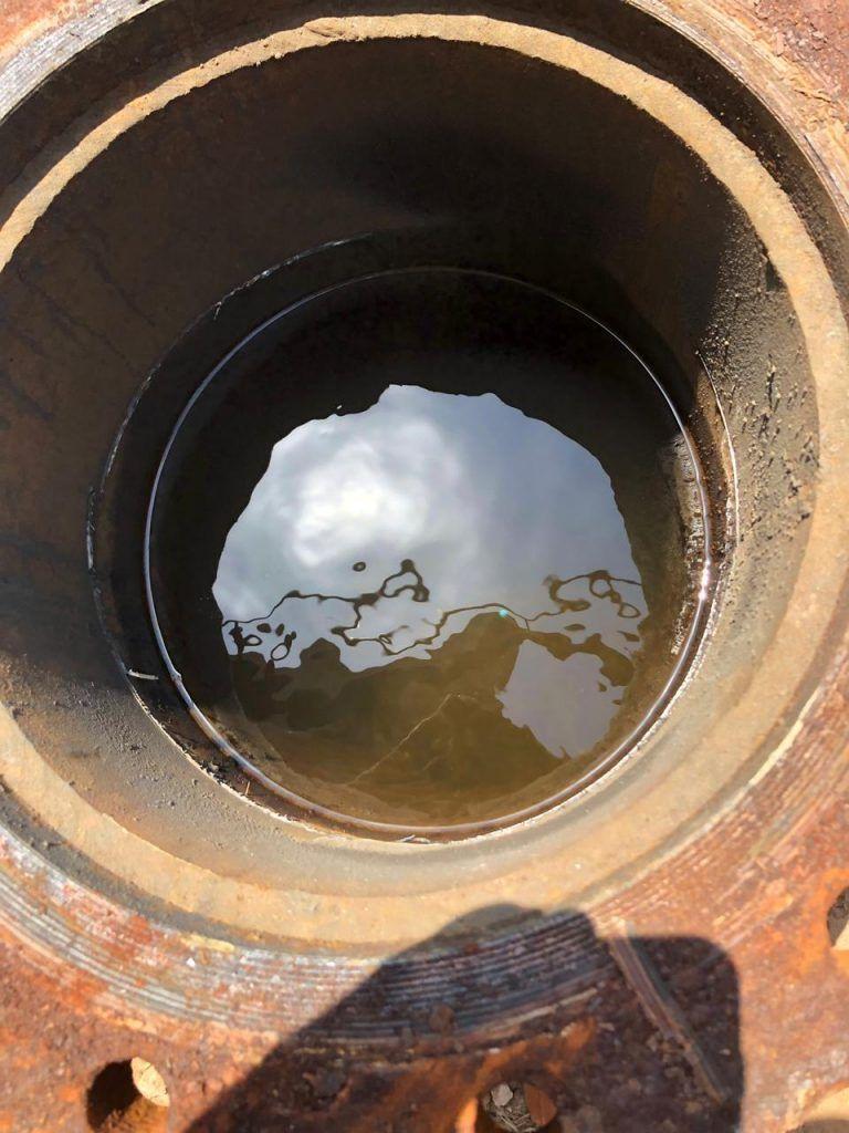 urgente tanque com aproximadamente 50 mil litros de querosene e que foi lacrado em 1970 e aberto no aeroporto de barra do corda 2 768x1024 - URGENTE!! Tanque com aproximadamente 50 mil litros de querosene e que foi lacrado em 1970 é aberto no aeroporto de Barra do Corda - minuto barra