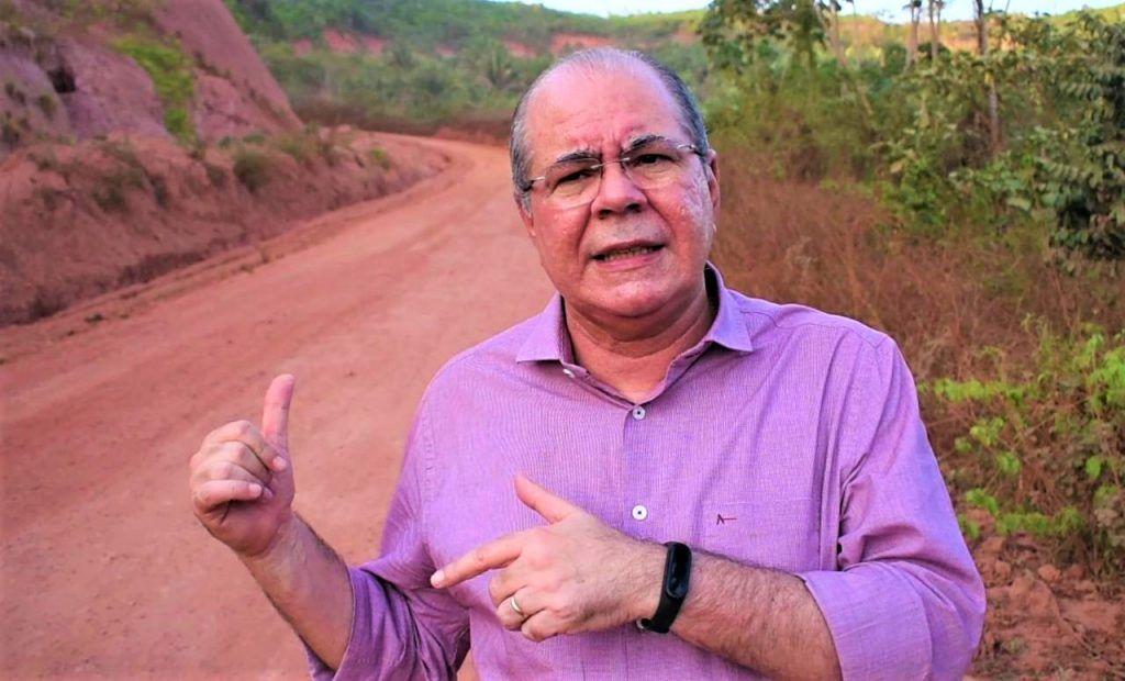 """3 1024x620 - Hildo Rocha critica governo estadual por precariedade da MA-008: """"dói na alma ver o sofrimento da população"""" - minuto barra"""