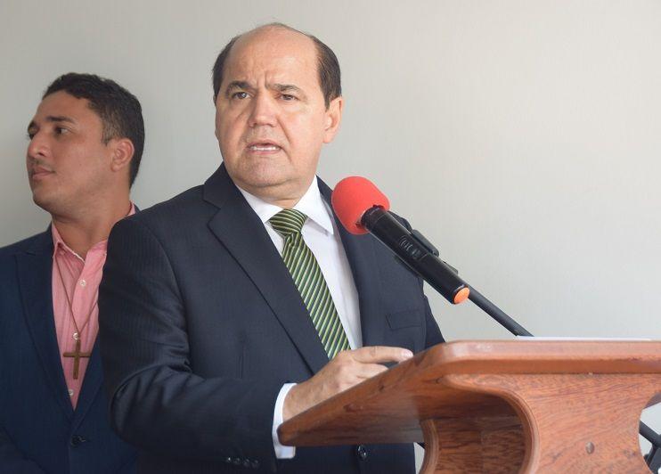 procurador geral luiz gonzaga coelho inaugura nova sede da promotoria de mirinzal 1 - Procurador Geral Luiz Gonzaga Coelho inaugura nova sede da promotoria de Mirinzal - minuto barra